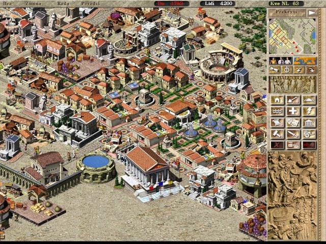 Caesar III - Online (browser version)