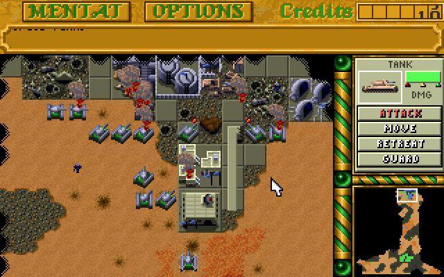 Dune 2 - Online (browser verion)